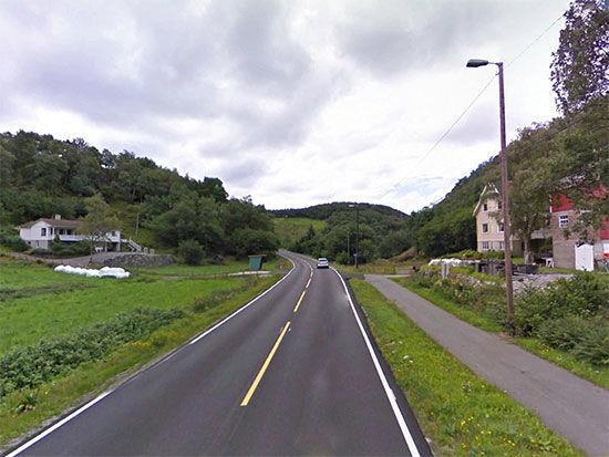 Vei til Sokndal
