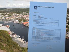 Sakspapirer Eigersund næring og havn