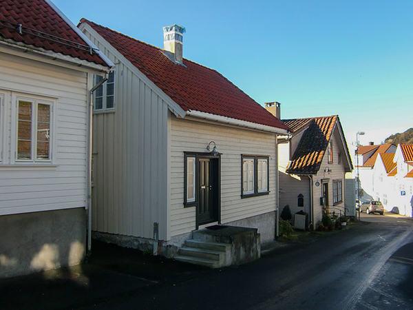 Trehus i Egersund