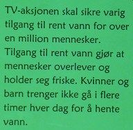 Om TV-aksjonen