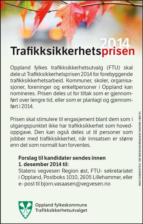 Trafikksikkerhetsprisen 2014.jpg