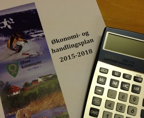 Økonomiplan 2015-18