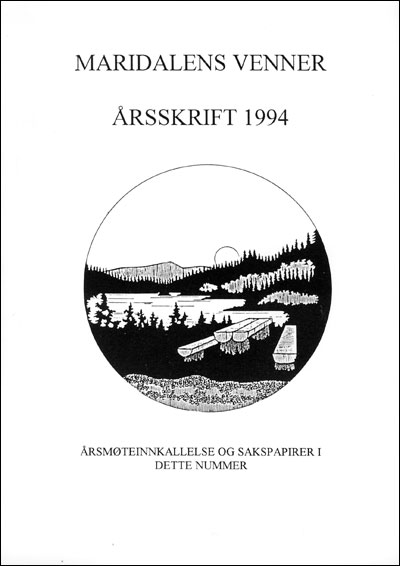 Forside årbok 1994