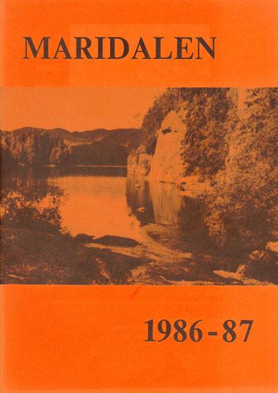 Forside årbok 1987