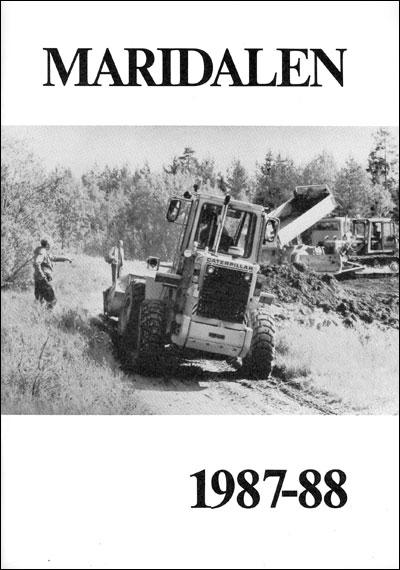 Forside årbok 1988