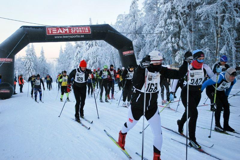 På söndag är det dags för start för sjunde upplagan av Tåsjödalen Classic Ski. På söndag är det dags för start för sjunde upplagan av Tåsjödalen Classic Ski.