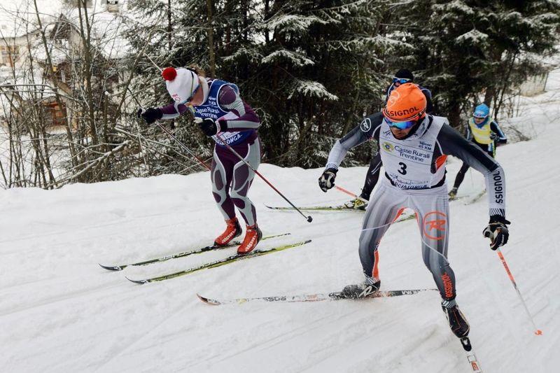Längd.se:s redaktör vill inte så någon som skejtar på Marcialonga i morgon. Bilden från Marcialonga 2014. FOTO: Rauschedorfer/NordicFocus.