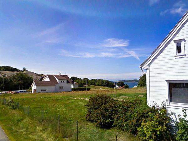 Skadberg på Eigerøy