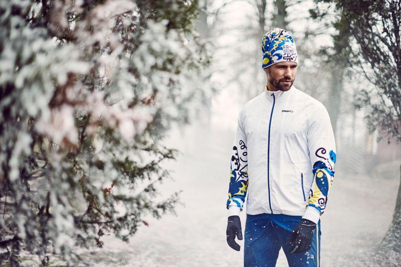 Nu lanseras den svenska VM-kollektionen inför mästerskapen i Falun. FOTO: Patrik Johäll, Superstudio.