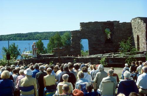 Pinsa 2001. Foto: Helge Viken