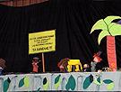 Dukketeater på Hasvik skole