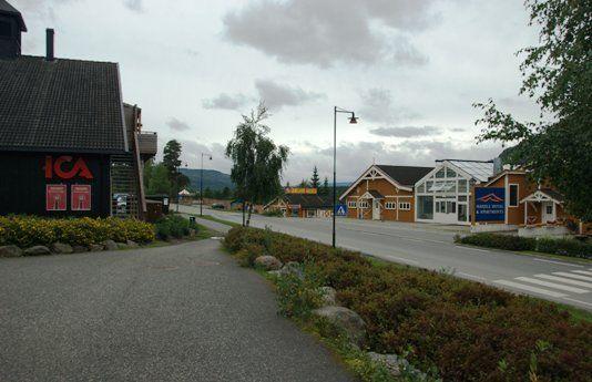 Mot Hafjell hotell og apartement