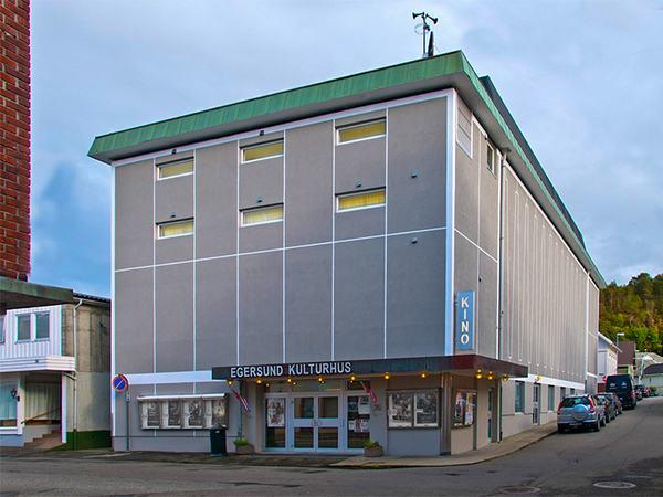 Egersund kulturhus og kino