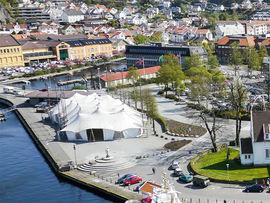 Byteltet i Egersund