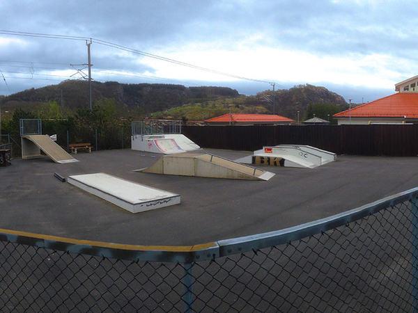 Slettebø skatepark