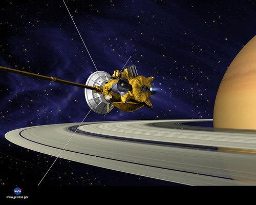 Romsonden Cassini