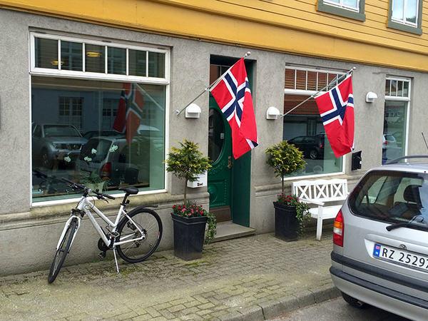Flagging ved Fiskeridirektoratet