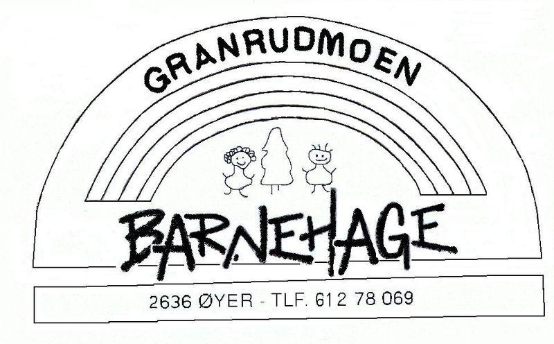 Logo Granrudmoen barnehage