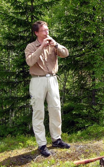 Orkidétur 2006. Foto: Tor Øystein Olsen