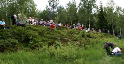 Orkidétur 2006. Foto: Erik Unneberg