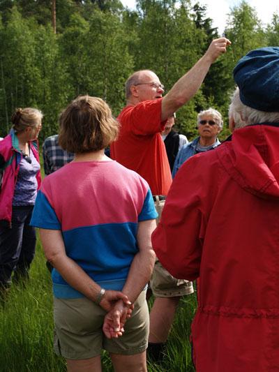 Orkidétur 2006. Foto: Egil Michaelsen