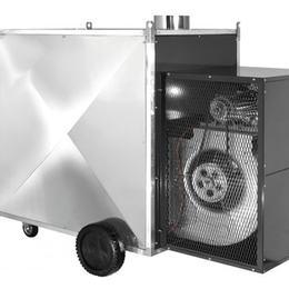 Luftvarmer 220 kw