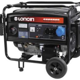 Strømaggregat 6000- 6500 w LC 8000