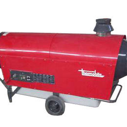 Luftvarmer ITA 65kw fyringsolje