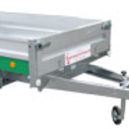 Henger 750 kg