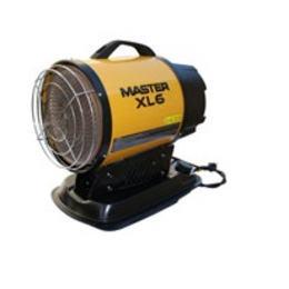 Bærbar diesel paraffin luftvarmer