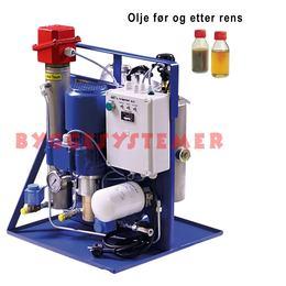 Hydraulikkoljerenser