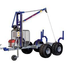 Tømmervogn tip ATV