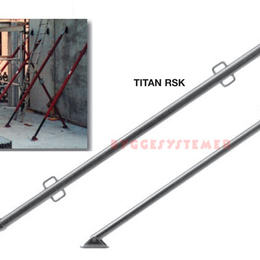 Skråstøttet Titan RSK 6