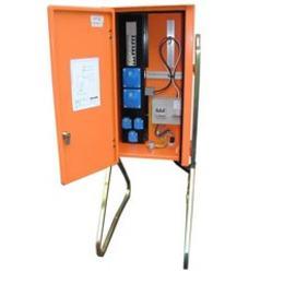 Hovedsentral for måler 32-63 amp