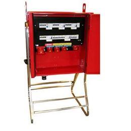 Hovedsentral for måler 125 amp 230v 400v