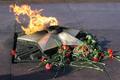 WW2 memorial flame