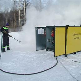 Steam dam generator MHC 700