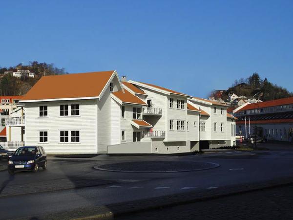 Detaljregulering for Aabergsgate og Spinnerigata