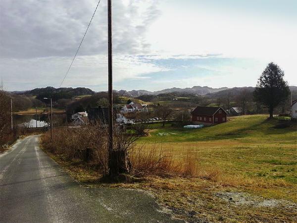Detaljregulering for boligområde på Åsatua, Hellvik