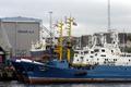 KIMEK Shipyard in Kirkenes