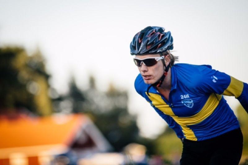 Erik Wickström åkte längst i finnkampen mot Teemu Virtanen. FOTO: Magnus Östh.