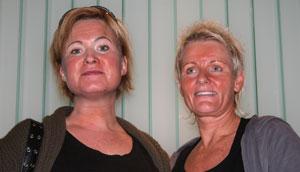 Kristin og Hilde