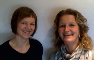 Anita Romsdal og Jorunn Nordholm