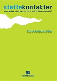 Forsiden av boka Støttekontakter