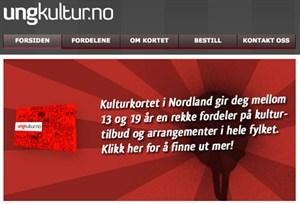 Kulturkortet i Nordland