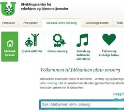 Idebank Aktiv Omsorg