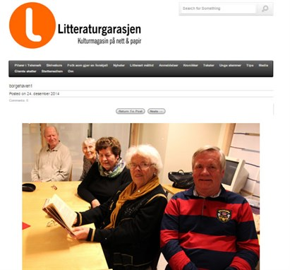 Litteraturgruppe