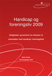 Handicap og foreningsliv 2009