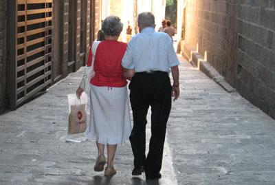 Støttekontakt i demensomsorgen