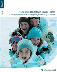 Fysisk aktivitet blant barn og unge